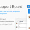 Support Board - Chat And Help Desk